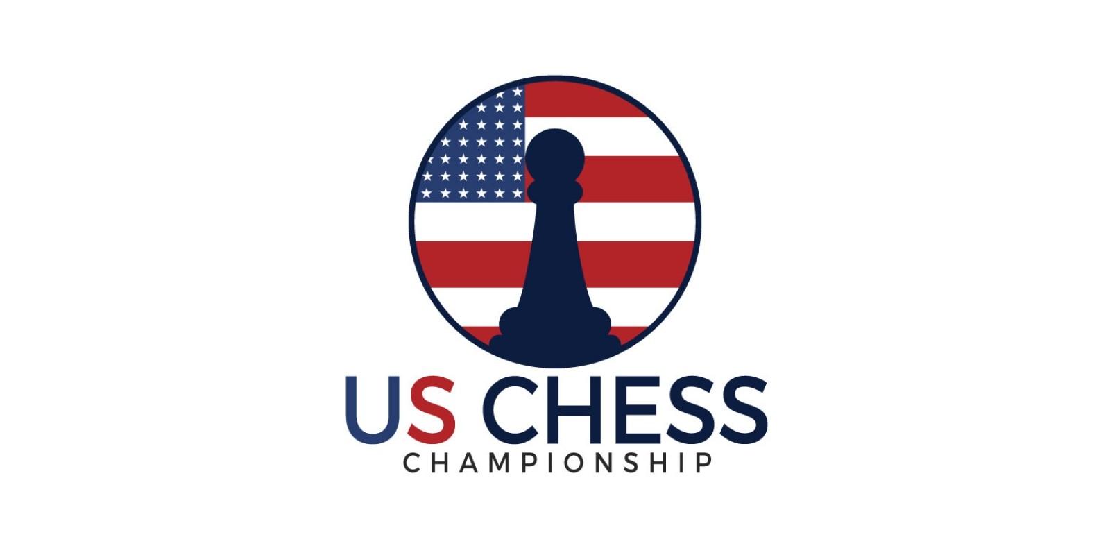 US Chess Logo Design