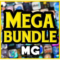 Mega Bundle 7 Games - Buildbox Projects