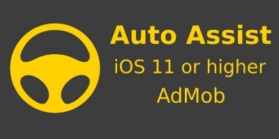 Auto Assist - iOS Source Code