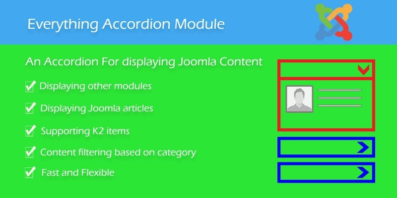 Everything Accordion - A Module for Joomla Content