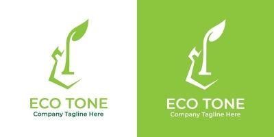 Eco Tone Logo Template