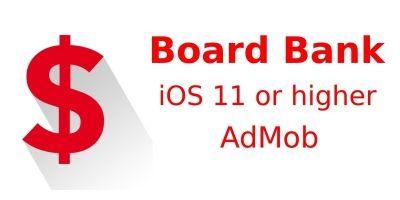 Board Bank - iOS Source code