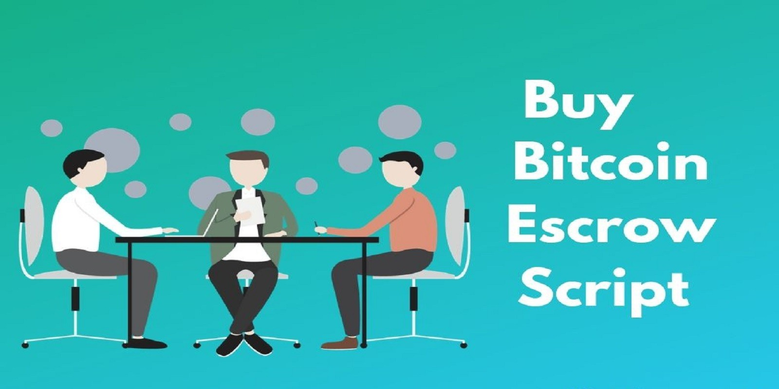 Bitcrow - Bitcoin Escrow Platform Script