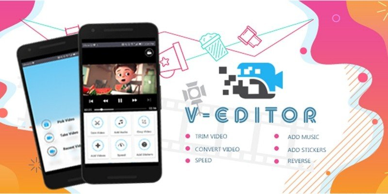 Video Editor Android App Source Code