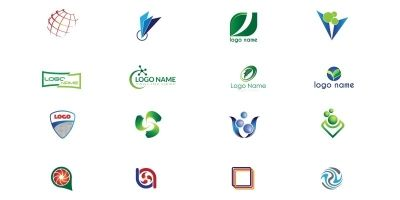 Fresh and minimalist design Logo inspiration