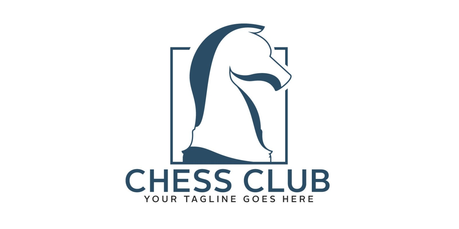 Chess Logo For Club