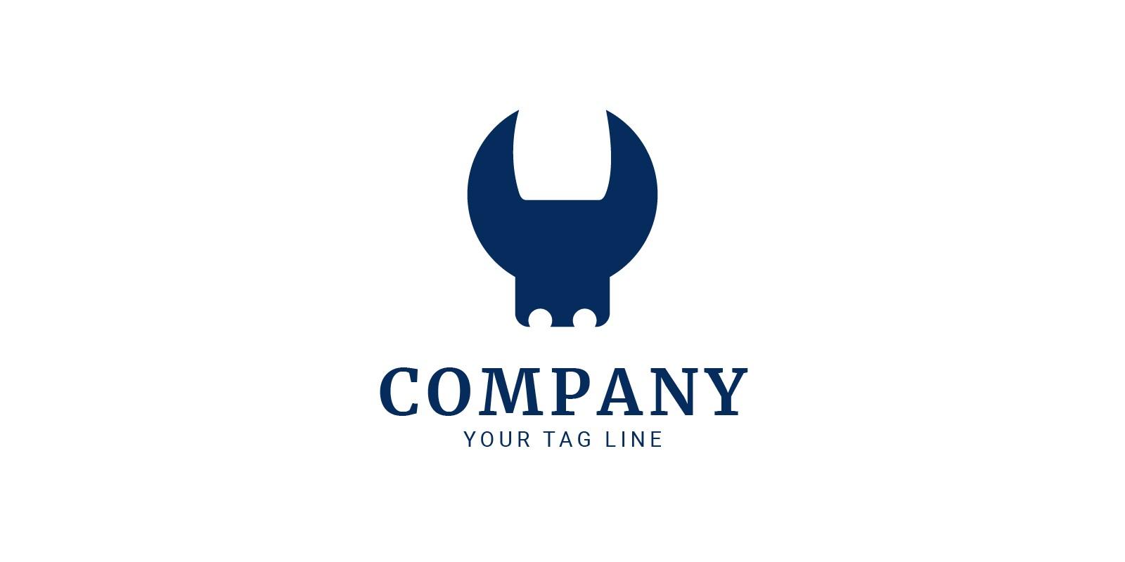 Bull Spanner Logo