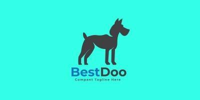 BestDoo Logo Template