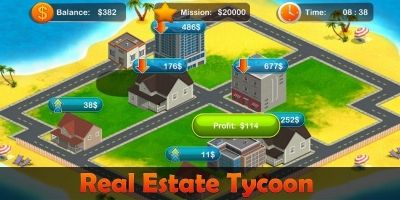 Real Estate Tycoon City Sim Complete Unity Project