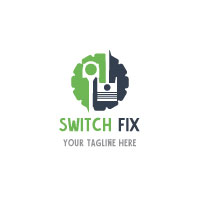 Switch Logo Design