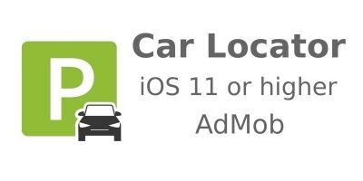 Car Locator - iOS Source Code