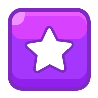 Game UI Purple Buttons GUI Kit