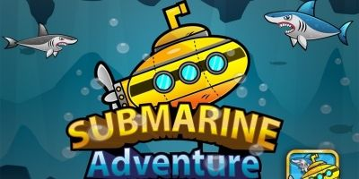 Submarine Adventure -  Unity Complete Game