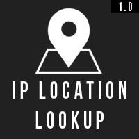 IP Location Lookup PHP Script
