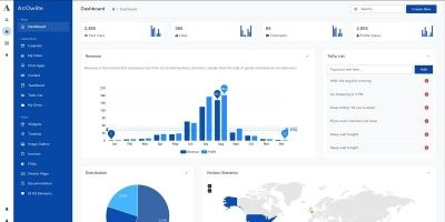 Arrowlite  Admin Template