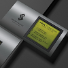 high-end-steel-business-card