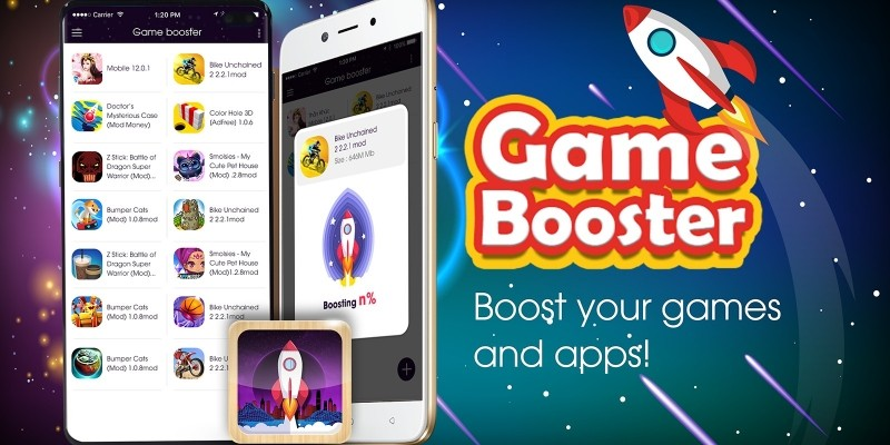 Game Booster - Android Source Code