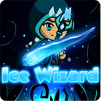 Ice Wizard Adventure - Template Buildbox