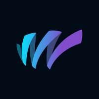 M or W  - Logo Template