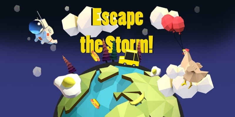 Escape the Storm - Buildbox Template