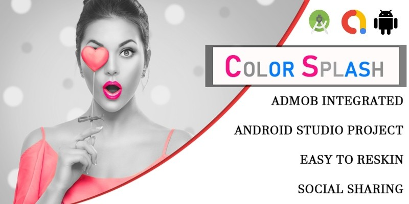 Color Splash Effect Photo Editor Android