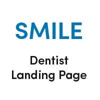 Smile Dentist Landing Page