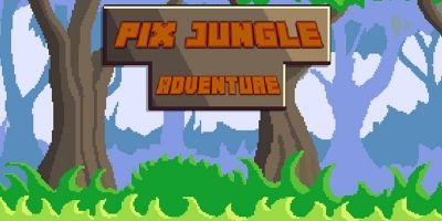 Pix Jungle Adventure - Unity Project