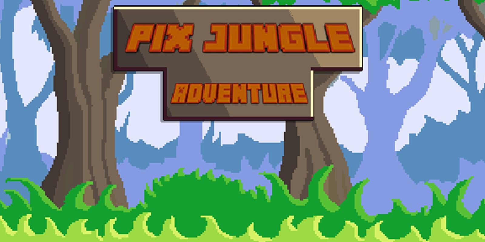 Pix Jungle Adventure - Unity Project