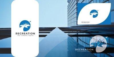 Recreation Logo Template