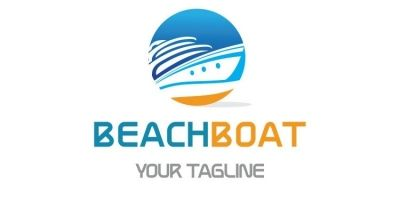 Ship Boat Logo Design
