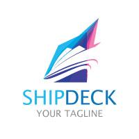 Cruise Ship Logo Design
