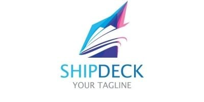 Cruise Ship Logo Design