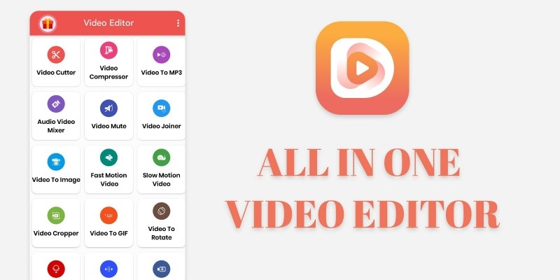 Video Editor And Video Maker Android Source Code