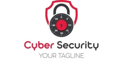Security Shield Logo Design