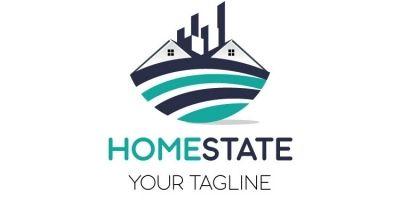 House Shape Logo Design