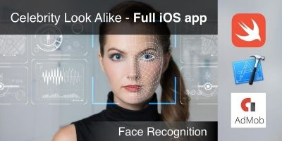 Celebrity Look Alike - Full iOS Facial Match App