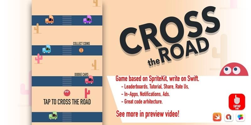 Cross The Road iOS Source Code