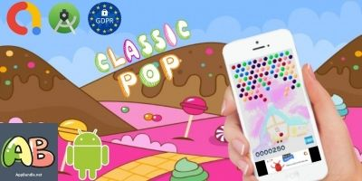 Classic Ball Pop -  Android App Template