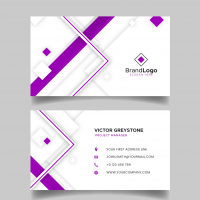 Geomec Business Card Template