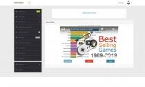 Click2win Traffic Exchange System Screenshot 1