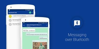 Bluetooth Chat Android App Template