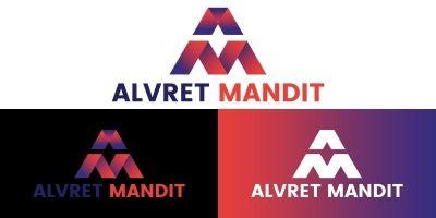 Letter Corporate Logo Design Template