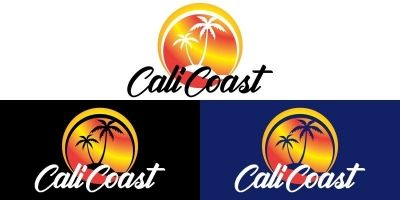 Caku Coast Club Logo Design Template