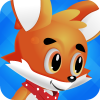 foxy-2d-game-character-asset