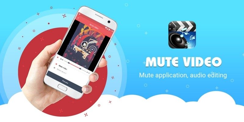 Mute Video -  Android App Template