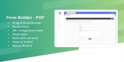 Form Builder - PHP