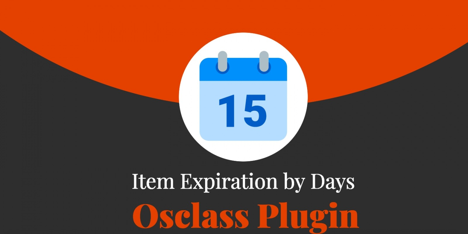 Item Expiration By Days Plugin For Osclass