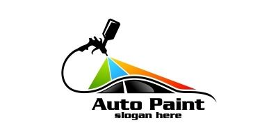 Car Painting Logo