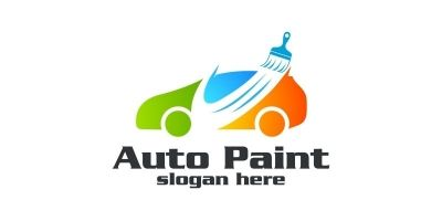 Car Painting Logo 3