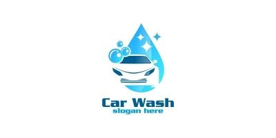 Car Wash Logo 2